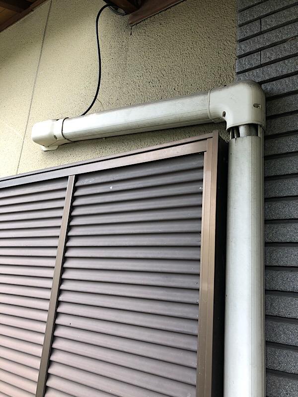 桜井市の安倍木材団地でエアコン入れ替え工事